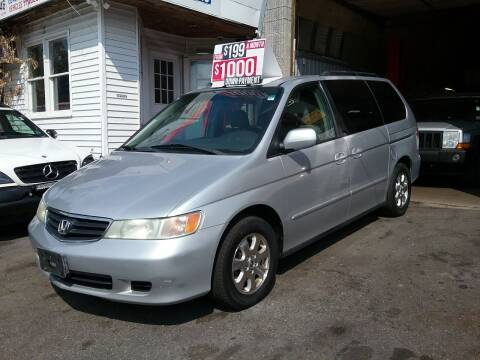 2004 Honda Odyssey for sale at Drive Deleon in Yonkers NY