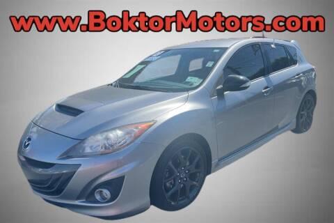 2013 Mazda MAZDASPEED3 for sale at Boktor Motors in North Hollywood CA