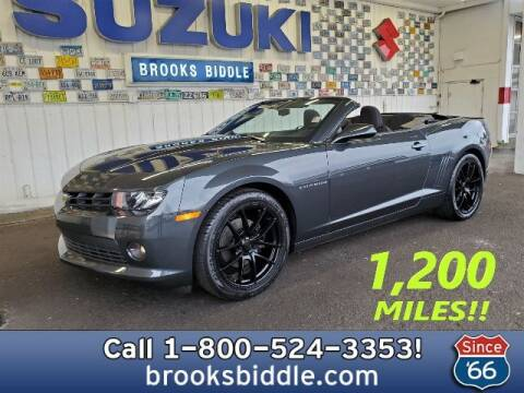 2014 Chevrolet Camaro for sale at BROOKS BIDDLE AUTOMOTIVE in Bothell WA