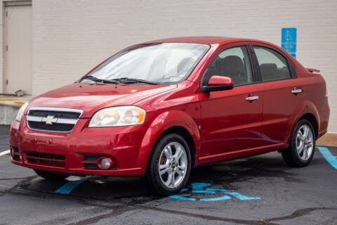 2009 Chevrolet Aveo for sale at Carland Auto Sales INC. in Portsmouth VA
