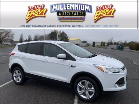 2016 Ford Escape for sale at Millennium Auto Sales in Kennewick WA