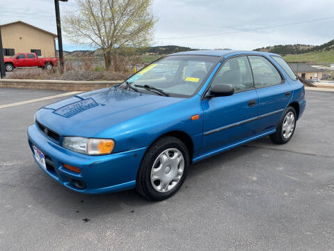 1997 Subaru Impreza for sale at Big Deal Auto Sales in Rapid City SD