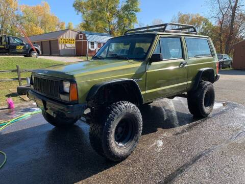 1996 Jeep Cherokee for sale at 51 Auto Sales Ltd in Portage WI
