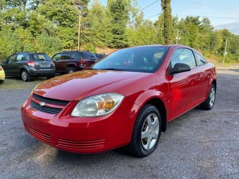 2007 Chevrolet Cobalt for sale at Car Man Auto in Old Forge PA
