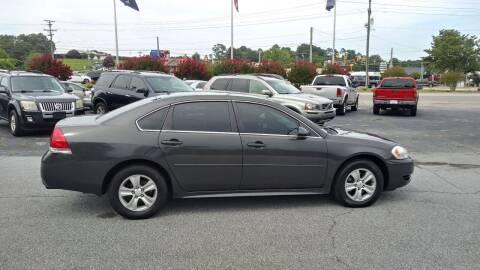 2014 Chevrolet Impala Limited for sale at Golden Corner Auto Sales in Seneca SC