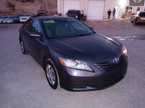 2008 Toyota Camry for sale at Canyon View Auto Sales in Cedar City UT