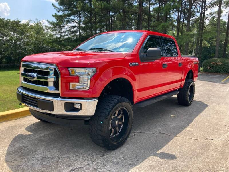 2016 Ford F-150 for sale at Selective Imports in Woodstock GA