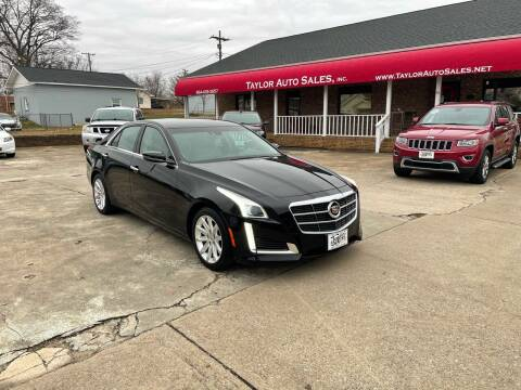 2014 Cadillac CTS for sale at Taylor Auto Sales Inc in Lyman SC