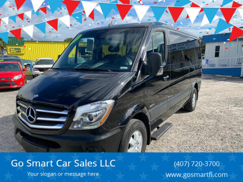 2015 Mercedes-Benz Sprinter Passenger for sale at Go Smart Car Sales LLC in Winter Garden FL