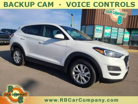2019 Hyundai Tucson for sale at R & B Car Company in South Bend IN