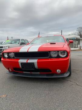 2013 Dodge Challenger for sale at Wheel'n & Deal'n in Lenoir NC