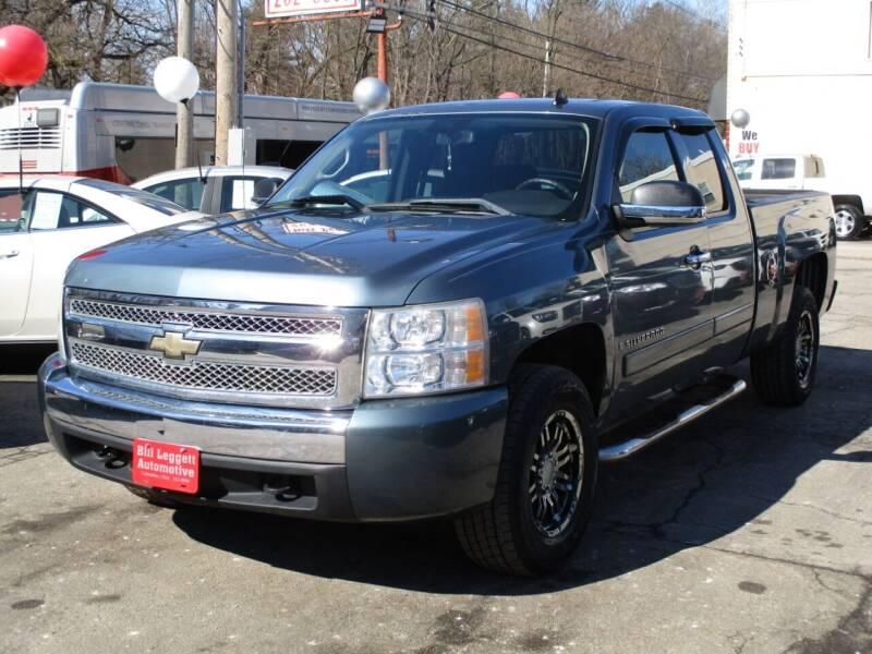 2008 Chevrolet Silverado 1500 for sale at Bill Leggett Automotive, Inc. in Columbus OH