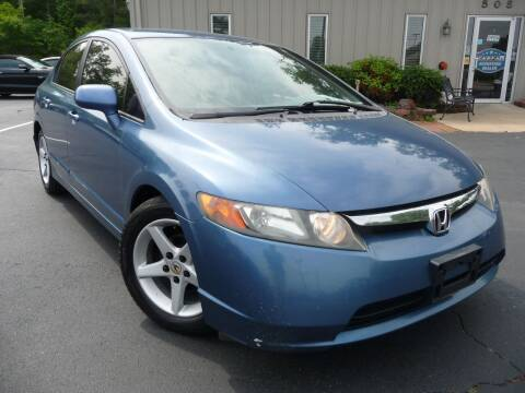 2007 Honda Civic for sale at Wade Hampton Auto Mart in Greer SC