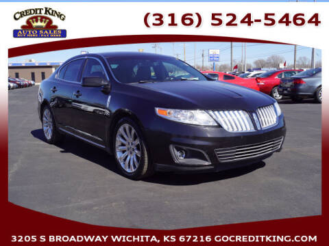 2011 Lincoln MKS for sale at Credit King Auto Sales in Wichita KS