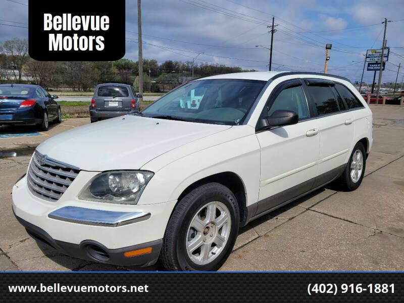 2004 Chrysler Pacifica for sale at Bellevue Motors in Bellevue NE
