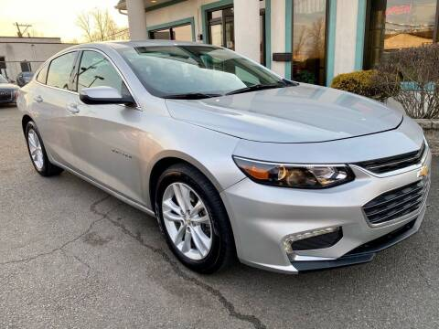 2018 Chevrolet Malibu for sale at Autopike in Levittown PA