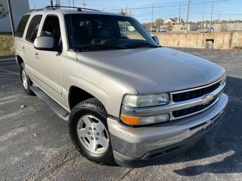 2005 Chevrolet Tahoe for sale at Supreme Auto Gallery LLC in Kansas City MO