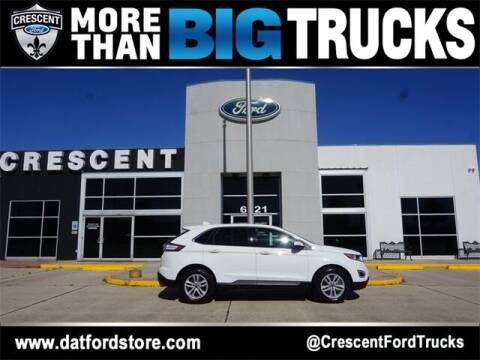 2018 Ford Edge for sale at Crescent Ford in Harahan LA