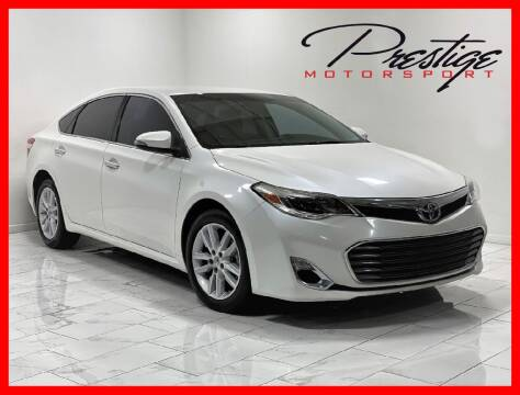 2014 Toyota Avalon for sale at Prestige Motorsport in Rancho Cordova CA