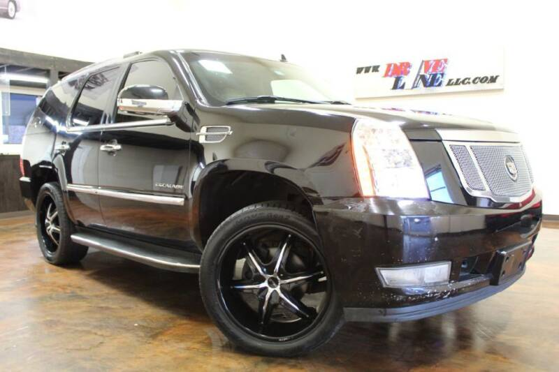 2012 Cadillac Escalade for sale at Driveline LLC in Jacksonville FL
