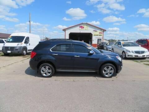 2015 Chevrolet Equinox for sale at Jefferson St Motors in Waterloo IA