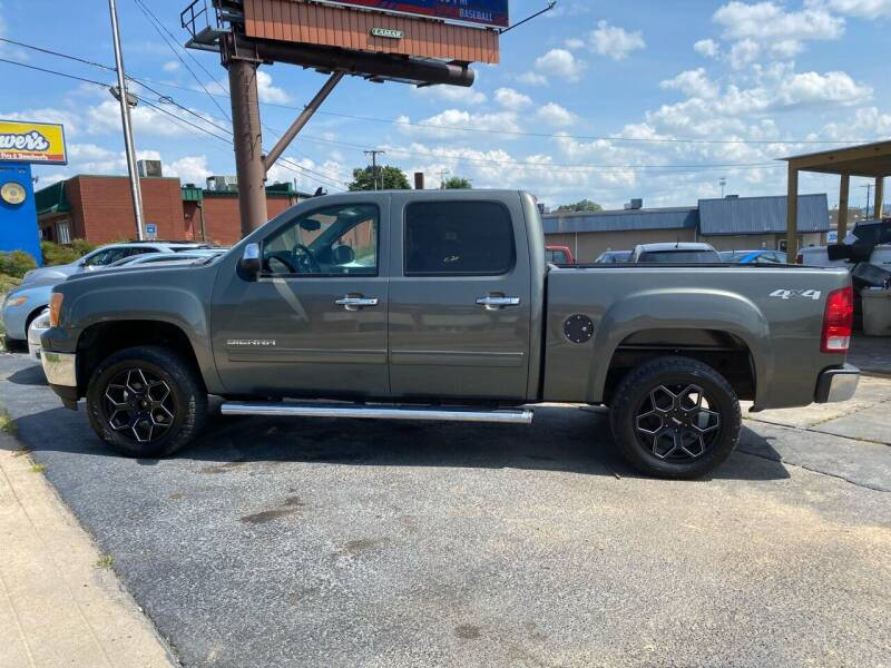 2011 GMC Sierra 1500 for sale at All American Autos in Kingsport TN