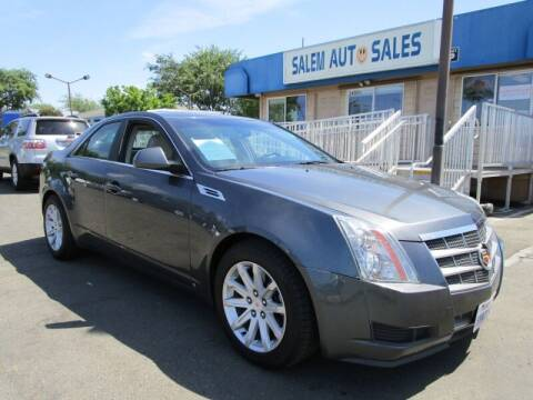 2009 Cadillac CTS for sale at Salem Auto Sales in Sacramento CA