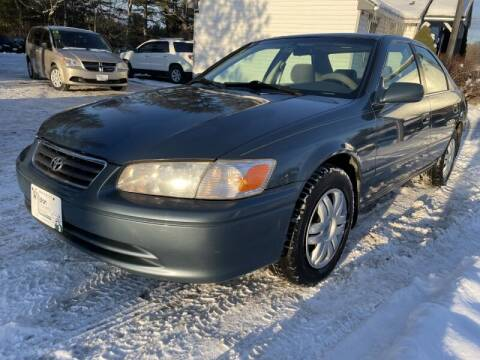2000 Toyota Camry for sale at Williston Economy Motors in Williston VT