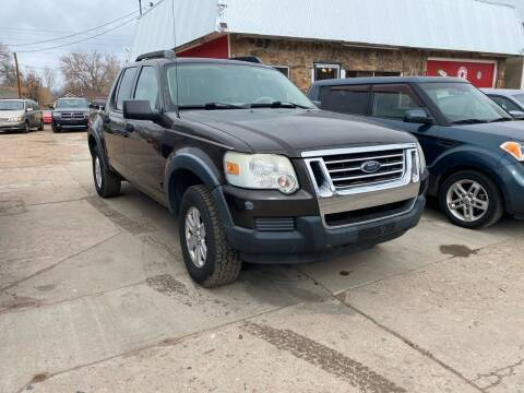 2007 Ford Explorer Sport Trac for sale at PYRAMID MOTORS AUTO SALES in Florence CO