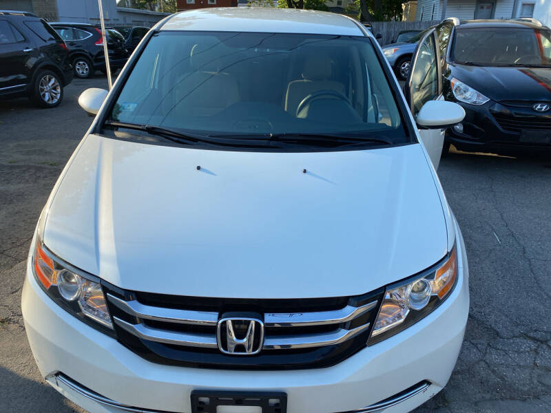 2014 Honda Odyssey for sale at Choice Motor Group in Lawrence MA