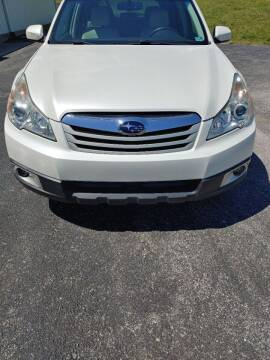 2011 Subaru Outback for sale at Precision Glass, Inc. in Christiansburg VA