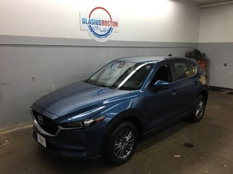 2017 Mazda CX-5 for sale at WCG Enterprises in Holliston MA