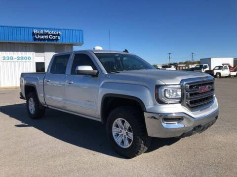 2016 GMC Sierra 1500 for sale at BULL MOTOR COMPANY in Wynne AR
