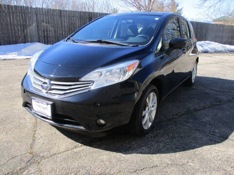 2015 Nissan Versa Note for sale at Triangle Auto Sales in Elgin IL