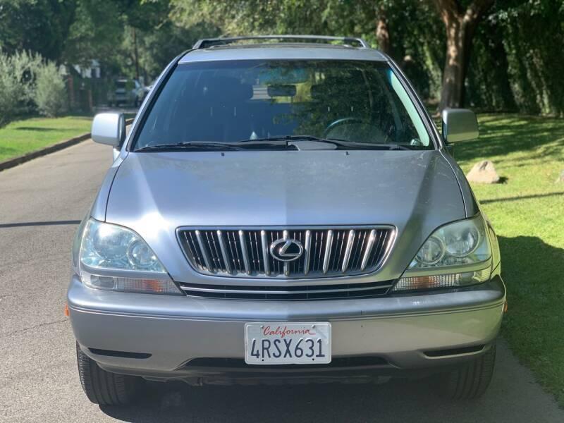 2001 Lexus RX 300 for sale at Car Lanes LA in Glendale CA
