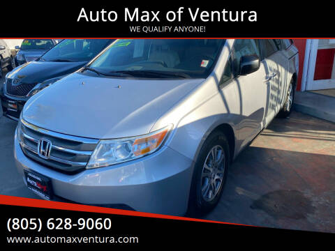 2011 Honda Odyssey for sale at Auto Max of Ventura in Ventura CA