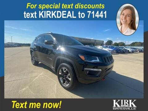 2018 Jeep Compass for sale at Kirk Brothers Batesville in Batesville MS