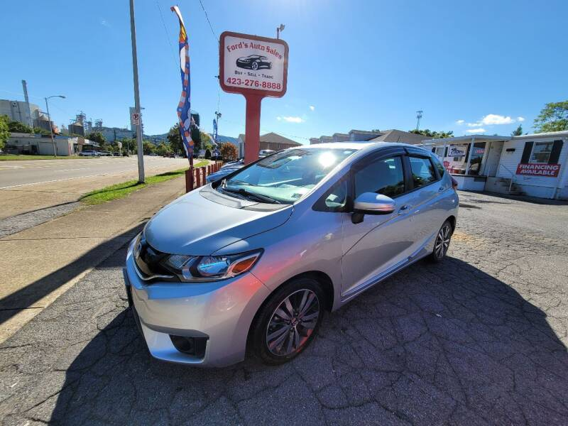 2015 Honda Fit for sale at Ford's Auto Sales in Kingsport TN