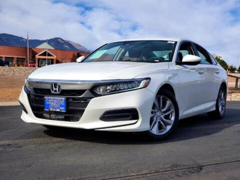 2018 Honda Accord for sale at Lakeside Auto Brokers in Colorado Springs CO