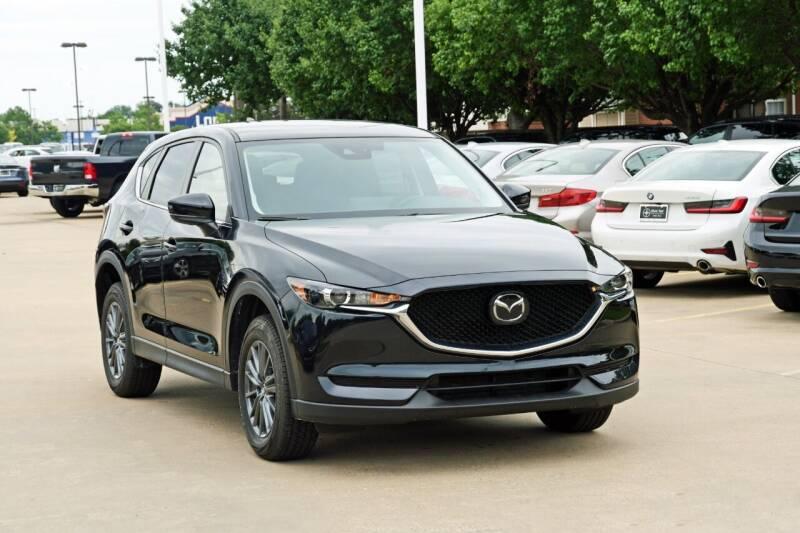 2021 Mazda CX-5 for sale at Silver Star Motorcars in Dallas TX