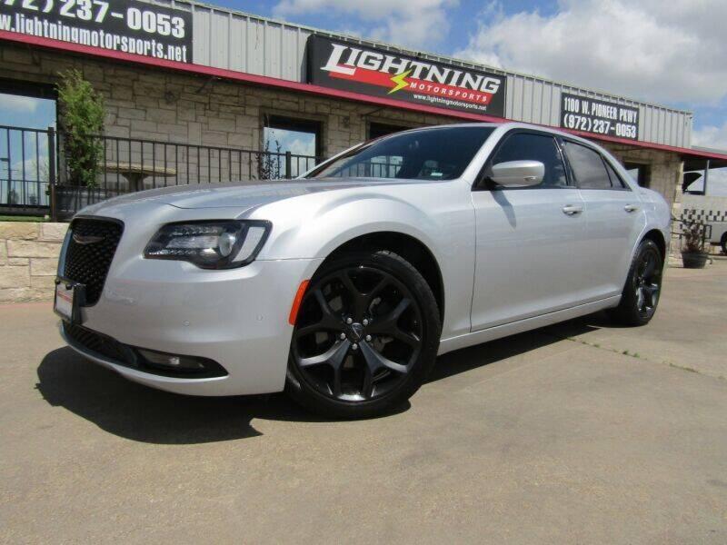 2021 Chrysler 300 for sale at Lightning Motorsports in Grand Prairie TX