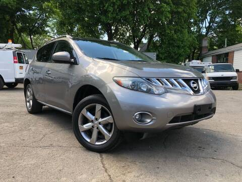 2010 Nissan Murano for sale at Affordable Cars in Kingston NY