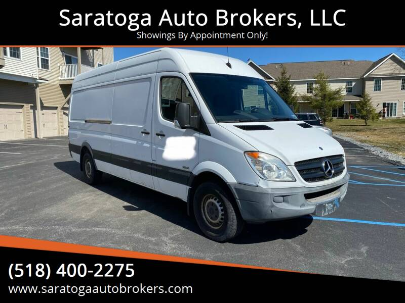 2010 Mercedes-Benz Sprinter Cargo for sale at Saratoga Auto Brokers, LLC in Wilton NY