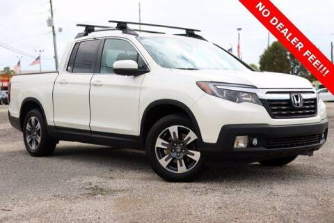2018 Honda Ridgeline for sale at JumboAutoGroup.com in Hollywood FL