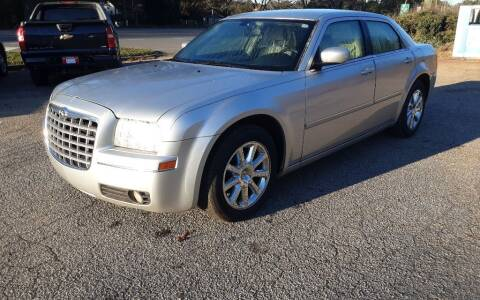 2007 Chrysler 300 for sale at Mathews Used Cars, Inc. in Crawford GA