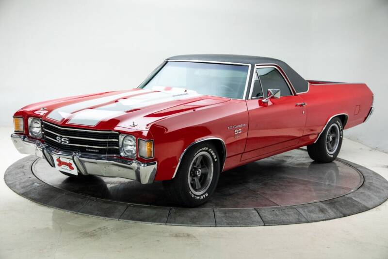 1972 Chevrolet El Camino for sale at Duffy's Classic Cars in Cedar Rapids IA