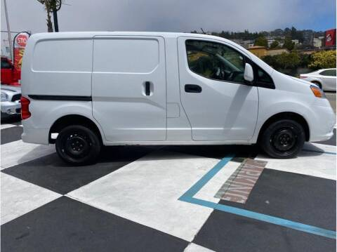 2018 Nissan NV200 for sale at AutoDeals in Daly City CA