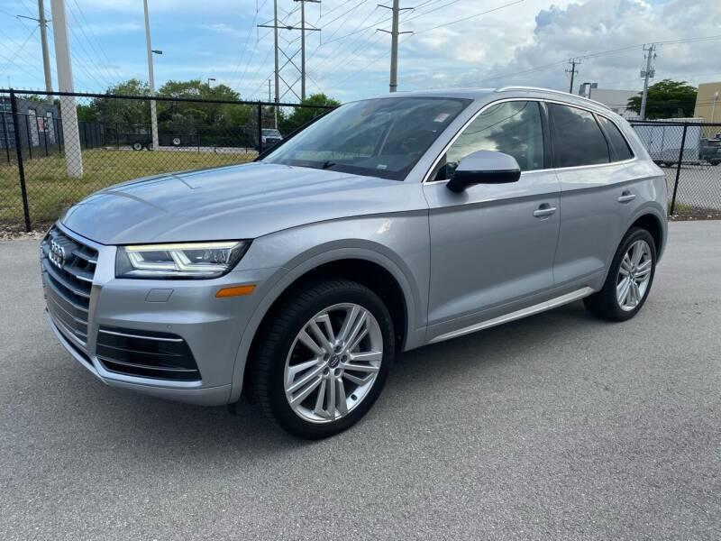 2018 Audi Q5 for sale in Wellington, FL
