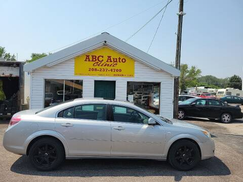 2007 Saturn Aura for sale at ABC AUTO CLINIC in Chubbuck ID