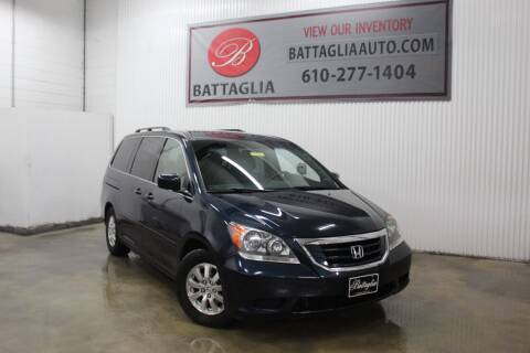 2010 Honda Odyssey for sale at Battaglia Auto Sales in Plymouth Meeting PA
